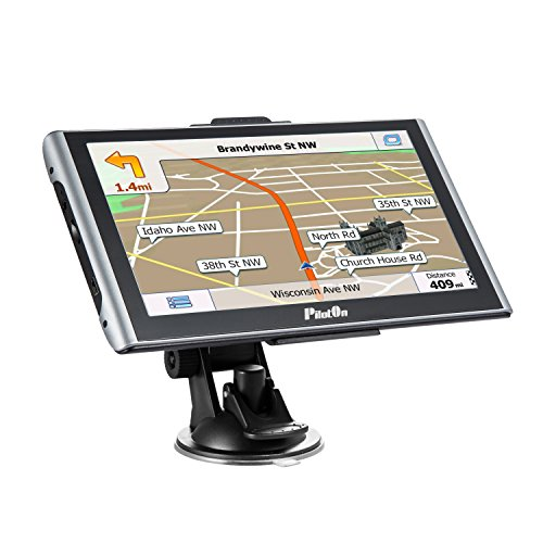 GPS Navigation systems,800x480,8GB Capacitive and 256DDR 7 inch Navigation for car with 2 Car Charger Included Overall America Maps Directions.