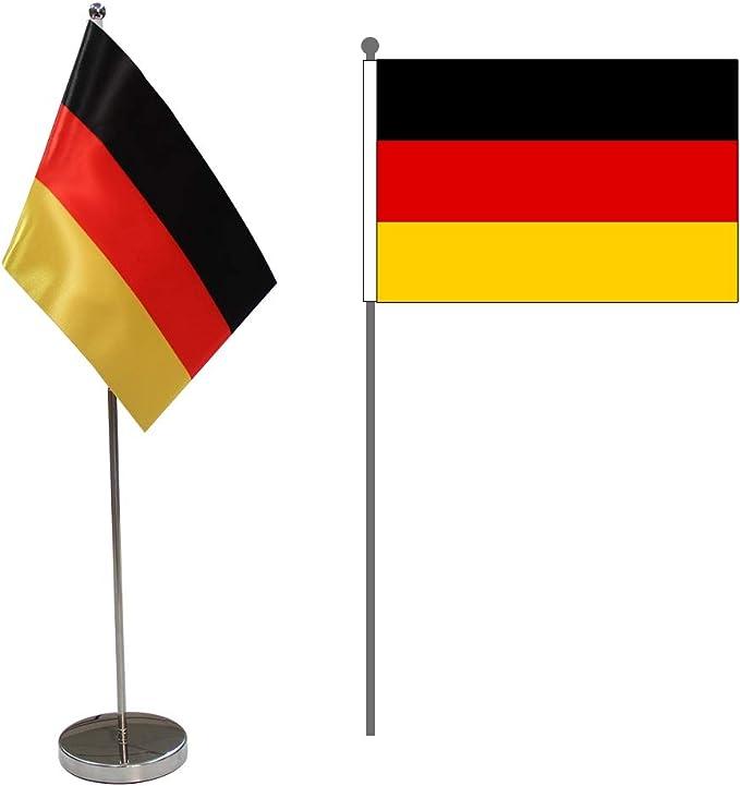 Bandera de Mesa de Alemania 9