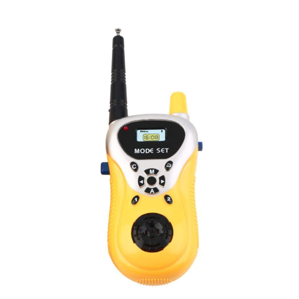 hiriyt Kids Mini Electronic Portable Handheld Two-Ways Radio Walkie Talkie Toy Walkie Talkies by hiriyt (Image #6)