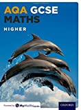img - for AQA GCSE Maths Higher Student Book by Stephen Fearnley (2015-06-11) book / textbook / text book