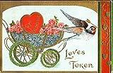 Love's Token Other Valentines Original Vintage Postcard