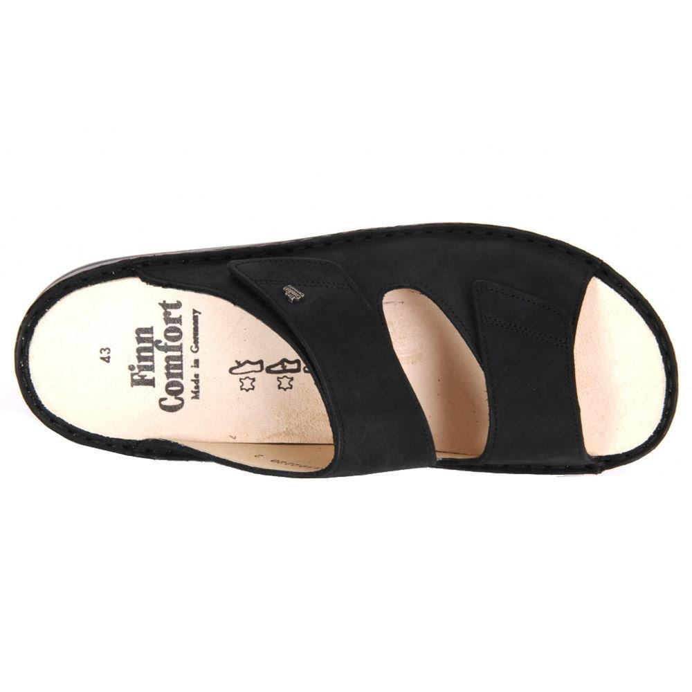 Finn Comfort Riad, Unisex Adult Sandals,Black (Black),7 UK (41 EU) by Finn Comfort (Image #3)