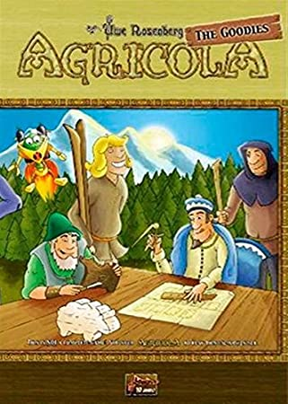Agricola: The Goodies: Amazon.es: Juguetes y juegos