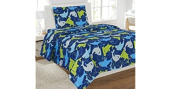 Amazon.com: Juego de sábanas de colección MK con cojín de ...