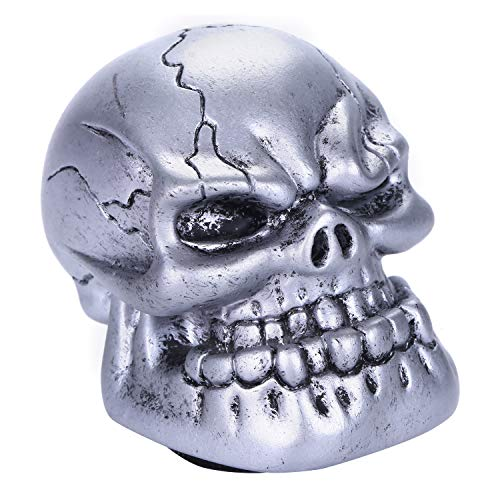 Bashineng Gear Stick Knob Skull Style Shift Head