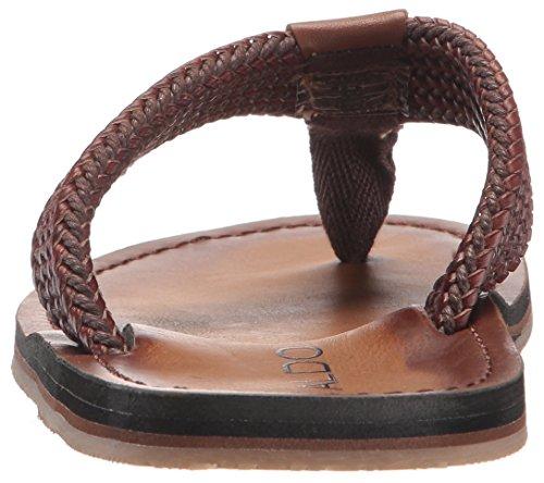 Aldo Men's Armetta Flip Flop, Cognac, 13 D US