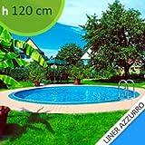 Piscina Sky Blue Relax 400 h.120