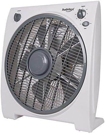 Habitex Ventilador Suelo 4V. VTS-30: Amazon.es: Hogar