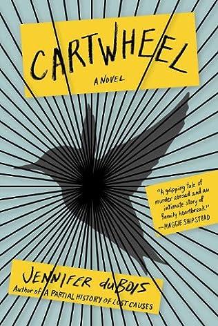 book cover of Cartwheel