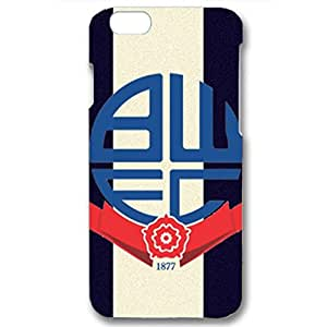 Mysterious Logo Bolton Wanderers Football Club Phone Case Cover for Iphone 6/6s 4.7 (Inch)