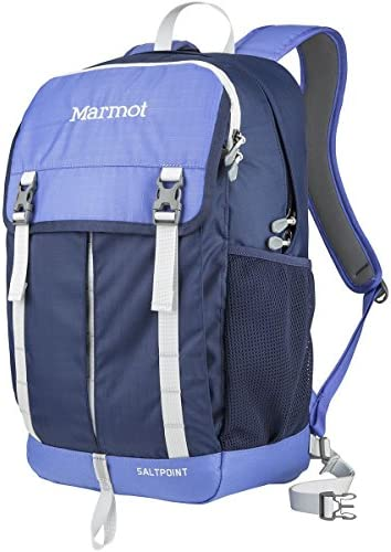 Marmot Salt Point Day Pack, Lilac Arctic Navy, One Size, 24520-6922-ONE