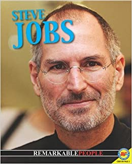 Book Steve Jobs (Remarkable People) by Steve Goldsworthy (2011-07-02)
