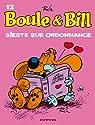 Boule et Bill, tome 12 : Sieste sur ordonnance par Roba