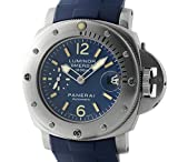 Officine Panerai Luminor Submersible automatic-self-wind mens Watch PAM 87 (Certified Pre-owned)
