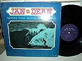Jan & Dean ~ With The Soul Surfers LP Vinyl Record (61524)