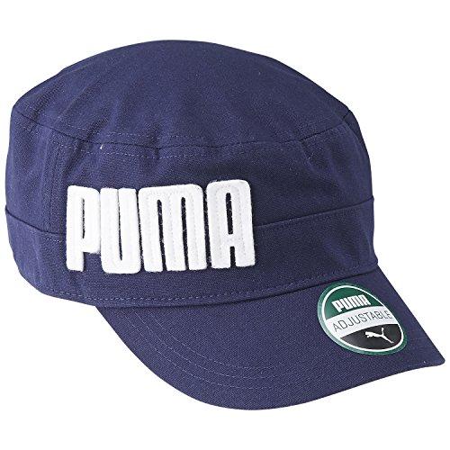 PUMA Cap Penham Military, Peacoat, OSFA, 052938 01