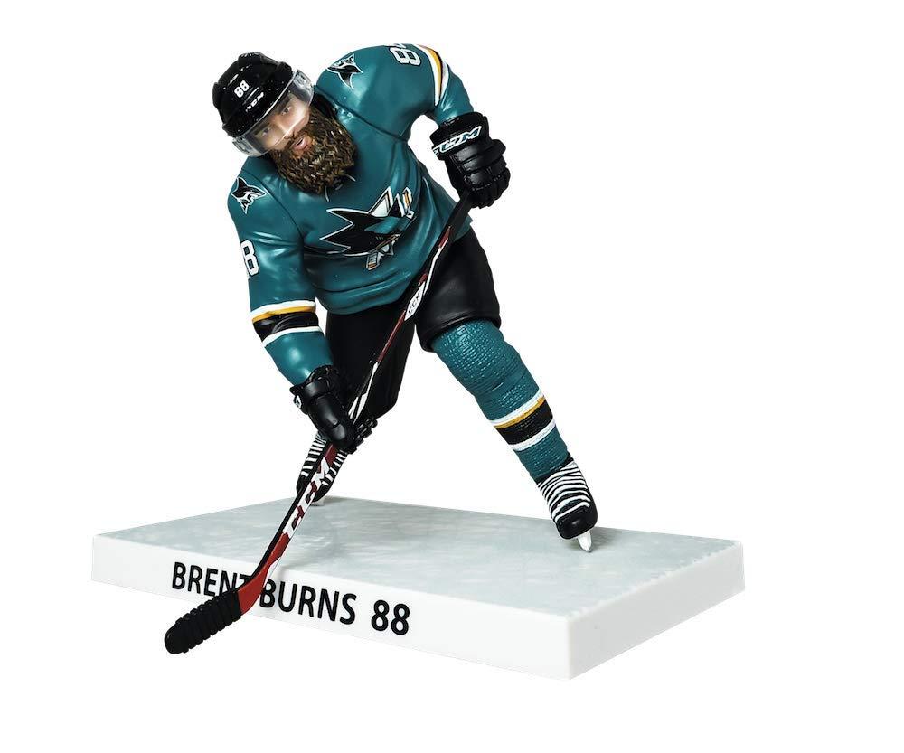 "NHL Figures Brent Burns 6"" Player Replica - San Jose Sharks"