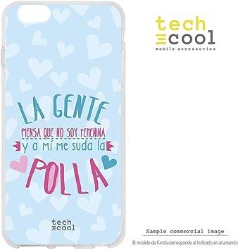 Gel Silicona Flexible, Dise/ño Exclusivo Bandera Espa/ña Transparente Funnytech/® Funda Silicona para Nokia 6.1