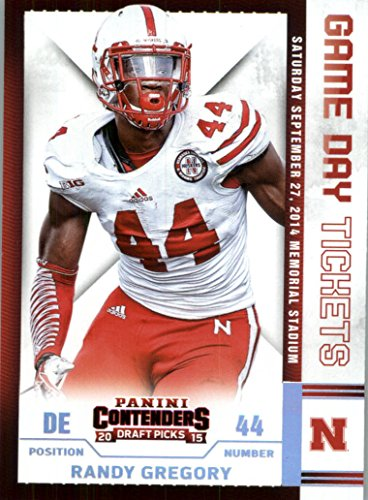 2015 Panini Contenders Draft Picks Game Day Tickets for sale  Delivered anywhere in Canada