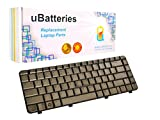 UBatteries Laptop Keyboard HP Pavil