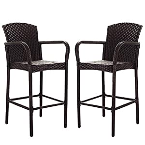 51dwkTSrVhL._SS300_ Wicker Dining Chairs & Rattan Dining Chairs