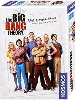 Winning Moves Cluedo The Big Bang Theory Niños y Adultos Deducción - Juego de Tablero (Deducción, Niños y Adultos, 8 año(s), Alemán, Alemán, The Big Bang Theory): Amazon.es: Juguetes y juegos
