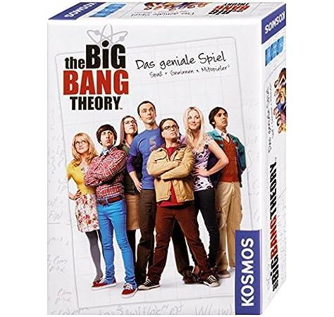KOSMOS The Big Bang Theory - Juego de Tablero (Niño/niña): Schacht, Michael: Amazon.es: Juguetes y juegos