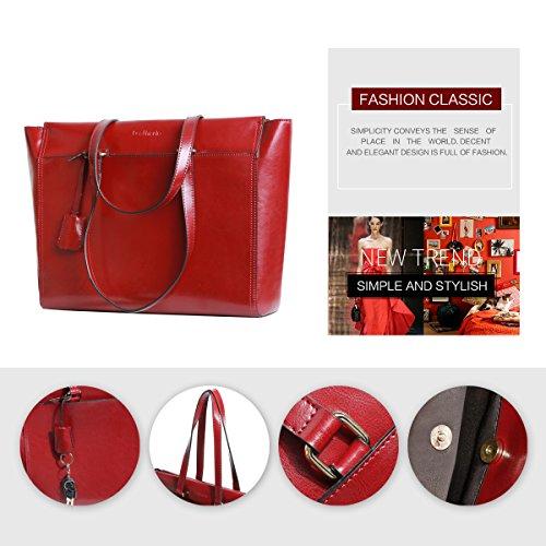 bandoulière sac à main sac sac luxueux loisirs shoppings sac sac femme sac sac Leathario Rouge véritable femme cuir à épaule zw7OPOq