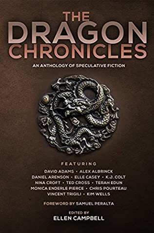 book cover of The Dragon Chronicles