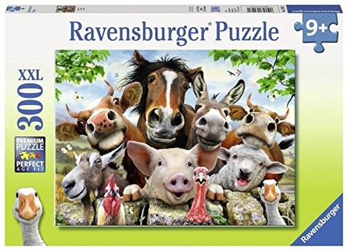 Ravensburger Say Cheese! Jigsaw Puzzle (300 Piece)