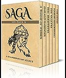 Saga Six Pack 6 - A Thane of Wessex,  Harald Harfager's Saga,  Eric Brighteyes, The Valkyrs, Saga of Hakon Herdebreid and The Elves (Illustrated)
