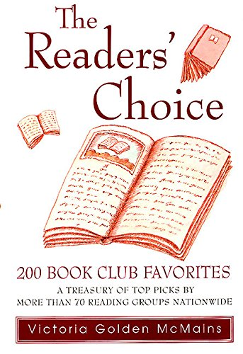 The Readers' Choice: 200 Book Club Favorites pdf