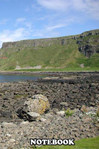 Northern Exposure Halloween (Notebook: Giants Causeway In Co Antrim , Journal for Writing, College Ruled Size 6