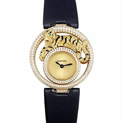 Cartier Le Cirque quartz womens Watch WS000250 (Certified Pre-owned) from Cartier