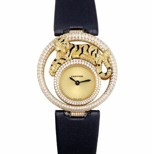 Cartier Le Cirque quartz womens Watch WS000250 (Certified Pre-owned)