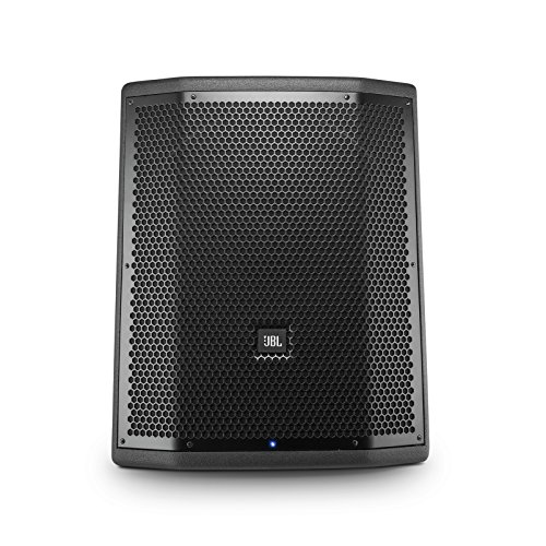 "JBL PRX815XLFW Portable 15"" Self-Powered Extended Low-Frequency Subwoofer System with WiFi"