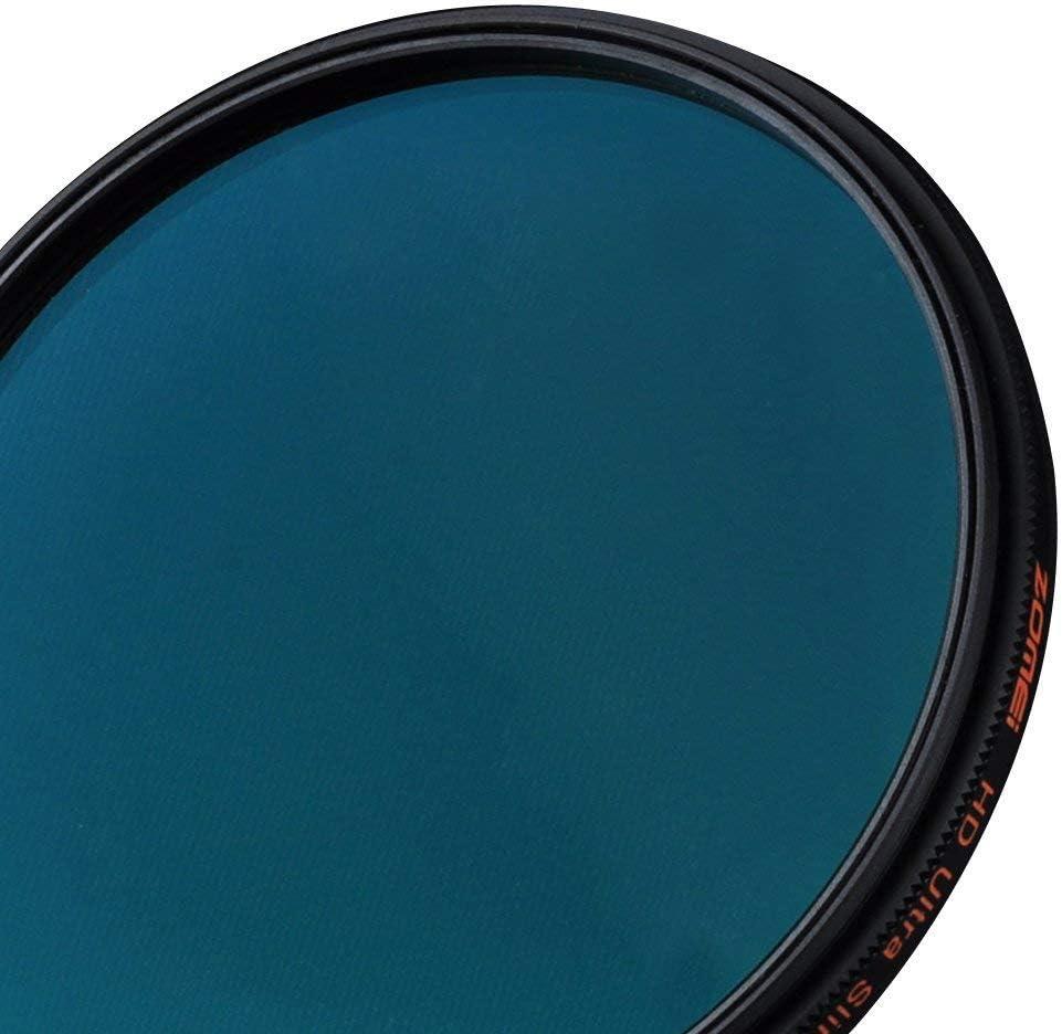 Zomei 82mm HD 18 Layer Super Slim Multi-Coated Circular Polarizer CIR-PL CPL Lens Filter