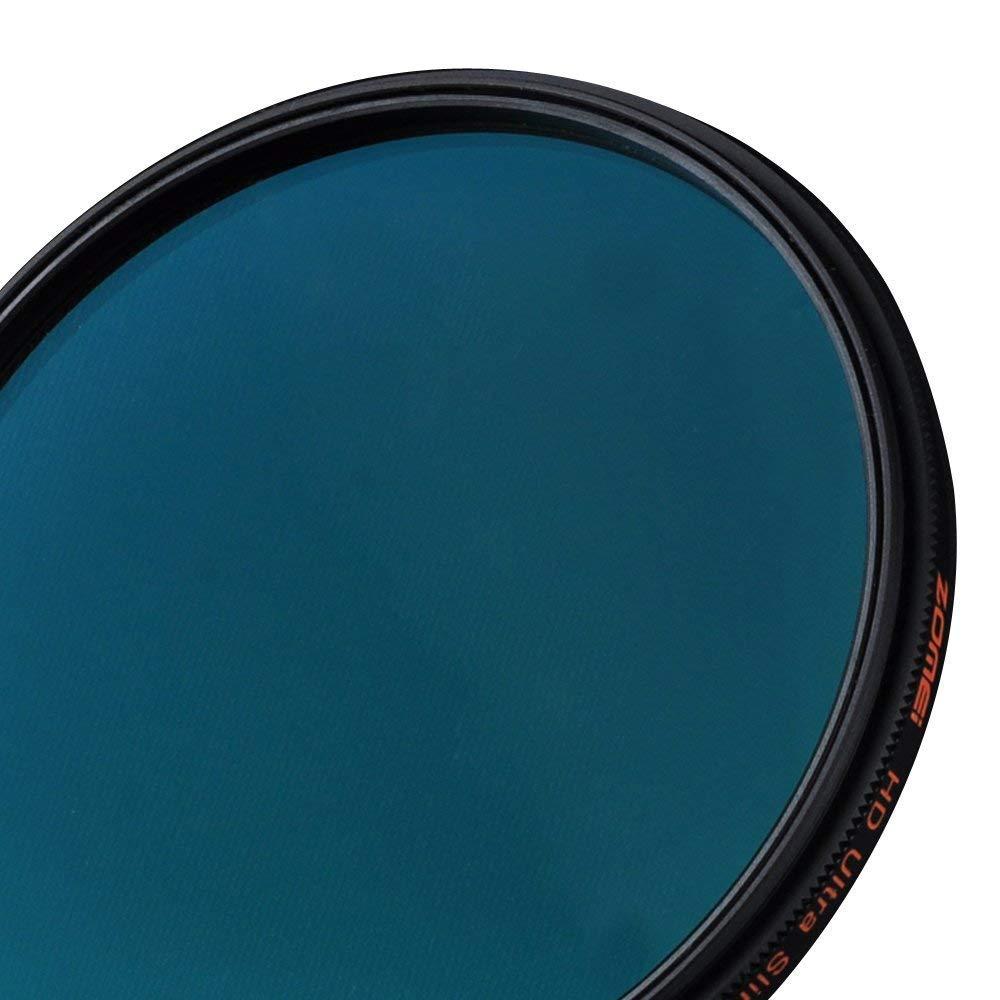 Multicapa Zomei CIR-PL CPL s/úper Fino Filtro polarizador Circular de 18 Capas