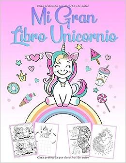 Mi Gran Libro Unicornio Un Maravilloso Libro De Jugadas Y