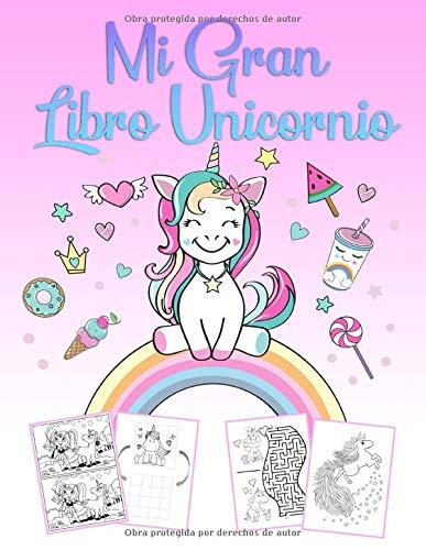 Mi Gran Libro Unicornio Un Maravilloso Libro De Jugadas Y Un