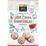 365 Everyday Value Hot Cocoa Shortbread Cookies, Hot Cocoa, 139g