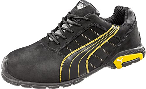 Low W Oxfords Amsterdam PUMA Mens Black at 12 Safety Boots WRU Leather Work SD wzwXcB4Oqx