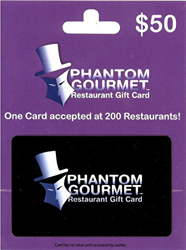 Phantom Gourmet Gift Card product image