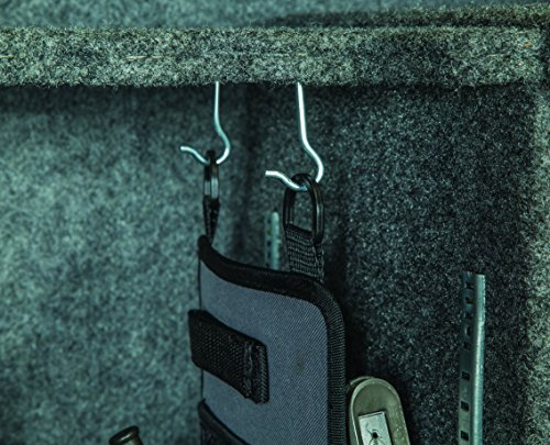LOCKDOWN Handgun/Tactical Rifle Upper Hanger Gun Safe Organizer by LOCKDOWN (Image #4)