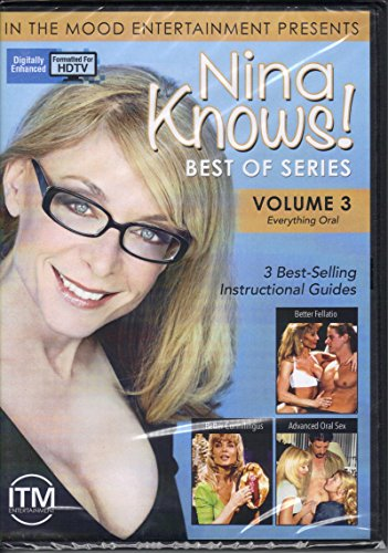 Nina Knows Best Vol Cunnilingus product image