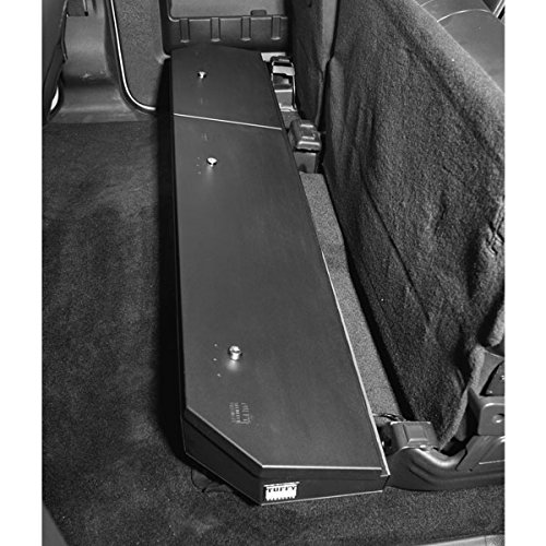 Tuffy F-250/F-350 Crew Cab Under Rear Seat - Cab Crew F250 Box
