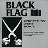 Everything Went Black by Black Flag (1993-07-15)