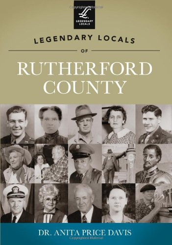 Legendary Locals of Rutherford County ebook