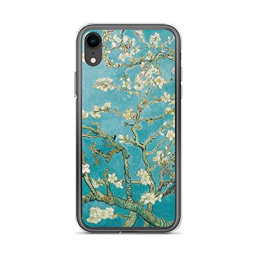iPhone XR Pure Clear Case Cases Cover Vincent Van Gogh Almond Blossoms at St. Remy