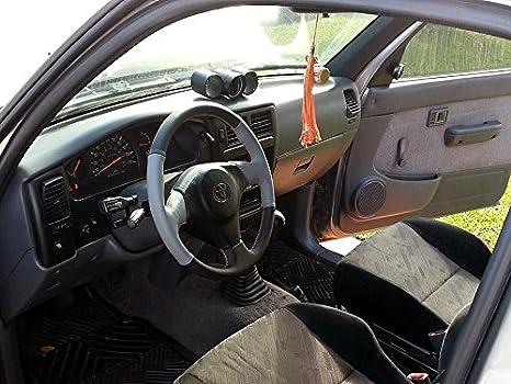 RedlineGoods Toyota MR2 Spyder 2000-07 cubierta del volante: Amazon.es: Coche y moto